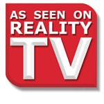 Funny As Seen on Reality TV Logo T-shirts & Gifts