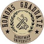 Handyman University Handy Man T-shirts & Gifts