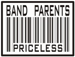 Band Parents Priceless Marching T-shirts & Gifts
