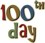 100th Day Back to School T-shirts & Gifts