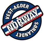 Vest-Agder Sorlandet Norway T-shirts & Gifts