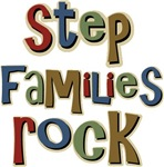 Stepfamilies Rock Step Family Day T-shirts & Gifts