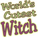 Cutest Witch Halloween costume t-shirts gifts