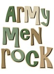 Army Men Rock Military T-shirts Gifts