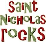 Saint Nicholas Rocks t-shirts gifts