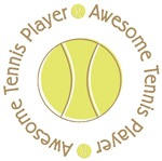 Awesome Tennis Player T-shirts Gifts