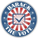 Barack the Vote Obama 2008 T-shirts Gifts