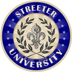 Streeter Last Name University T-shirts Gifts