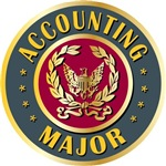 Accounting Major College Course T-shirts Gifts