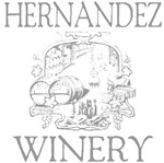 Hernandez Vintage Family Name Winery Tees Gifts