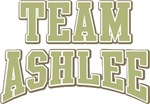 Team Ashlee Custom Personalized Tees Gifts