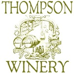 Thompson Vintage Family Name Winery Tees Gifts