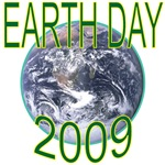 Earth Day 2009 Tees and Gifts
