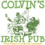 Colvin's Irish Pub Personalized Tees Gifts