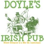 Doyle's Vintage Irish Pub Tees Gifts
