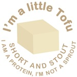I'm A Little Tofu Cute Tees Gifts