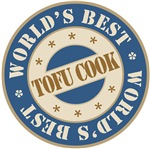 World's Best Tofu Cook Tees Gifts