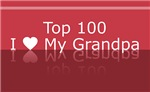 Top 100 I Heart Grandpa Tees Gifts
