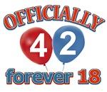 Forever 18 designs