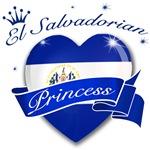El Salvadorian Princess