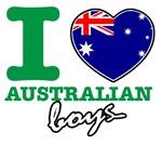 I love Australian boys