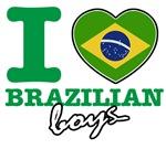 I love Brazilian boys