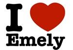 I love Emely