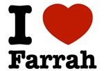 I love Farrah