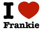 I love Frankie