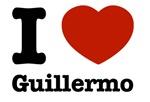 I love Guillermo