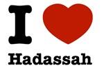 I love Hadassah