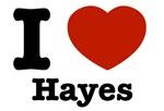 I love Hayes