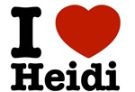 I love Heidi