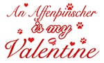 An Affenpinscher is my valentines