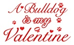A Bulldog is my valentines