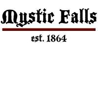 MYSTIC FALLS: EST 1864