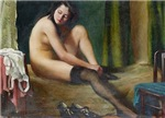 an erotic design for your man cave on gifts and t-