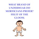 a funny joke on gifts and t-shirts