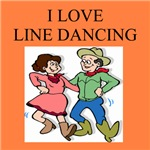 line dancing gifts nd t-shirts