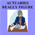 funny joke actuary gifts and t-shirts