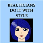beautician gifts t-shirts