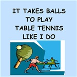 table tennis gifts t-shirts