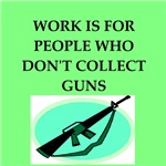 GUN COLLECTOR GIFTS T-SHIRTS