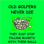 funny golf jke gifts t-shirts