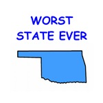 Worst State Ever gifts and t-shirts