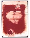 Gambling-ace hearts