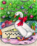 Holiday Goose