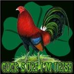 CockSure I'm Irish!