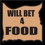 Will Bet 4 Food