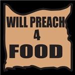 Will Preach 4 Food